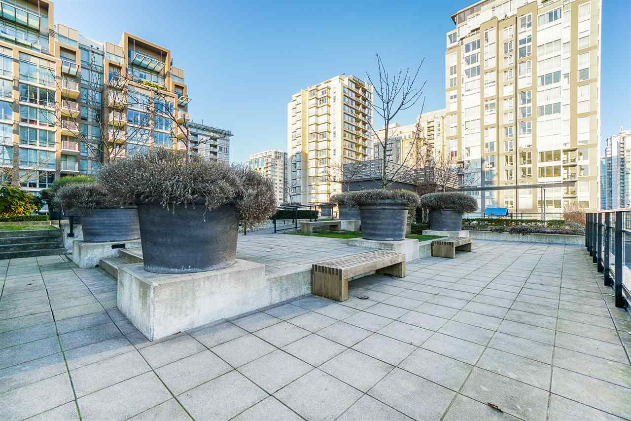 608 1088 RICHARDS STREET - Yaletown Apartment/Condo for sale, 1 Bedroom (R2526057) - #27