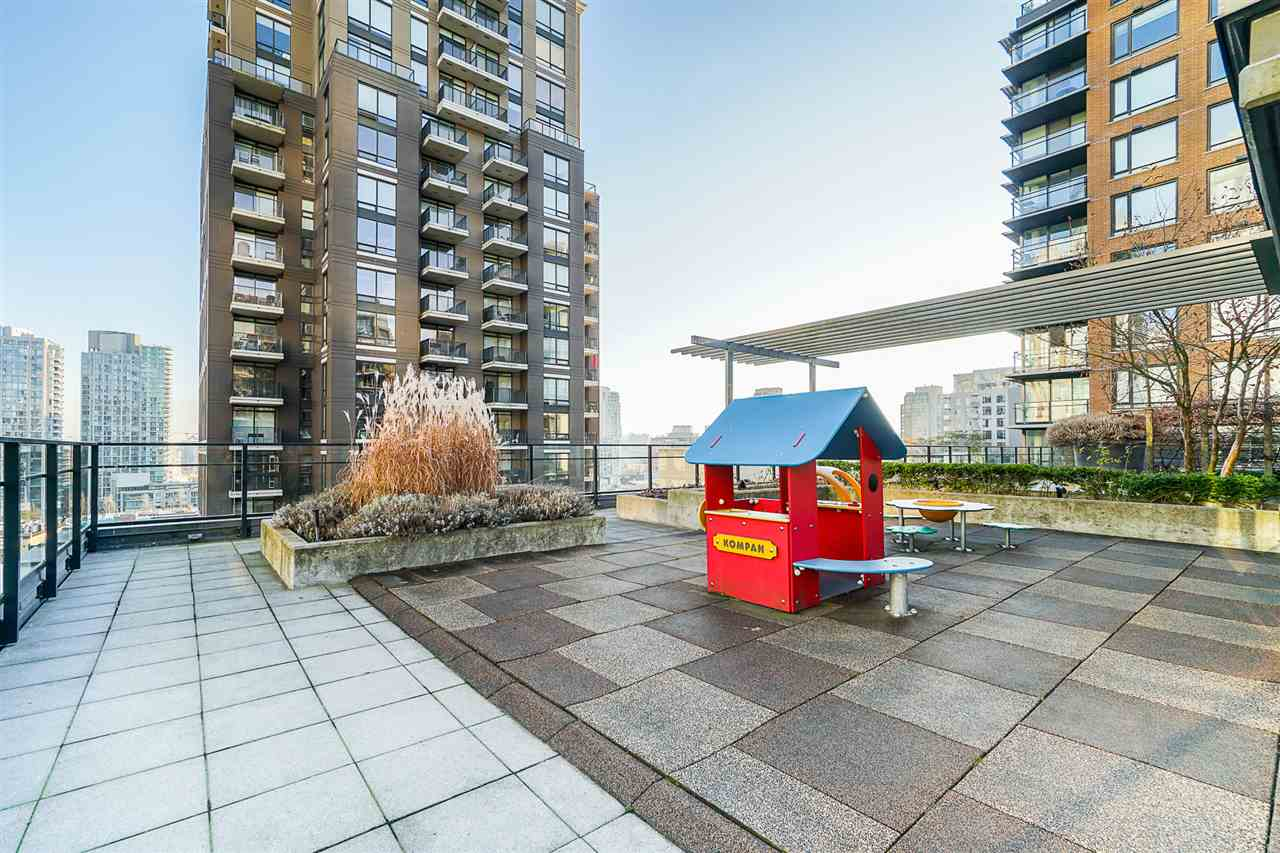 608 1088 RICHARDS STREET - Yaletown Apartment/Condo for sale, 1 Bedroom (R2526057) - #28