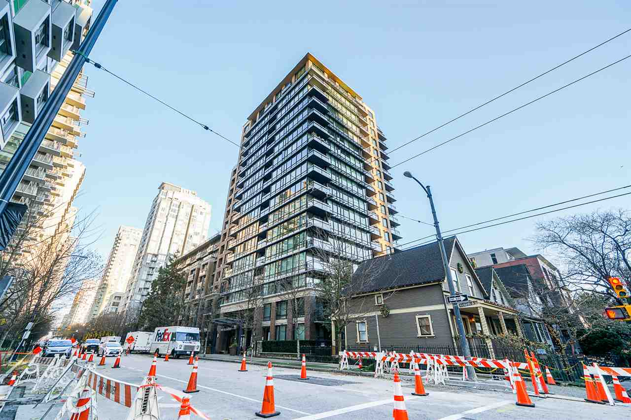 608 1088 RICHARDS STREET - Yaletown Apartment/Condo for sale, 1 Bedroom (R2526057) - #29