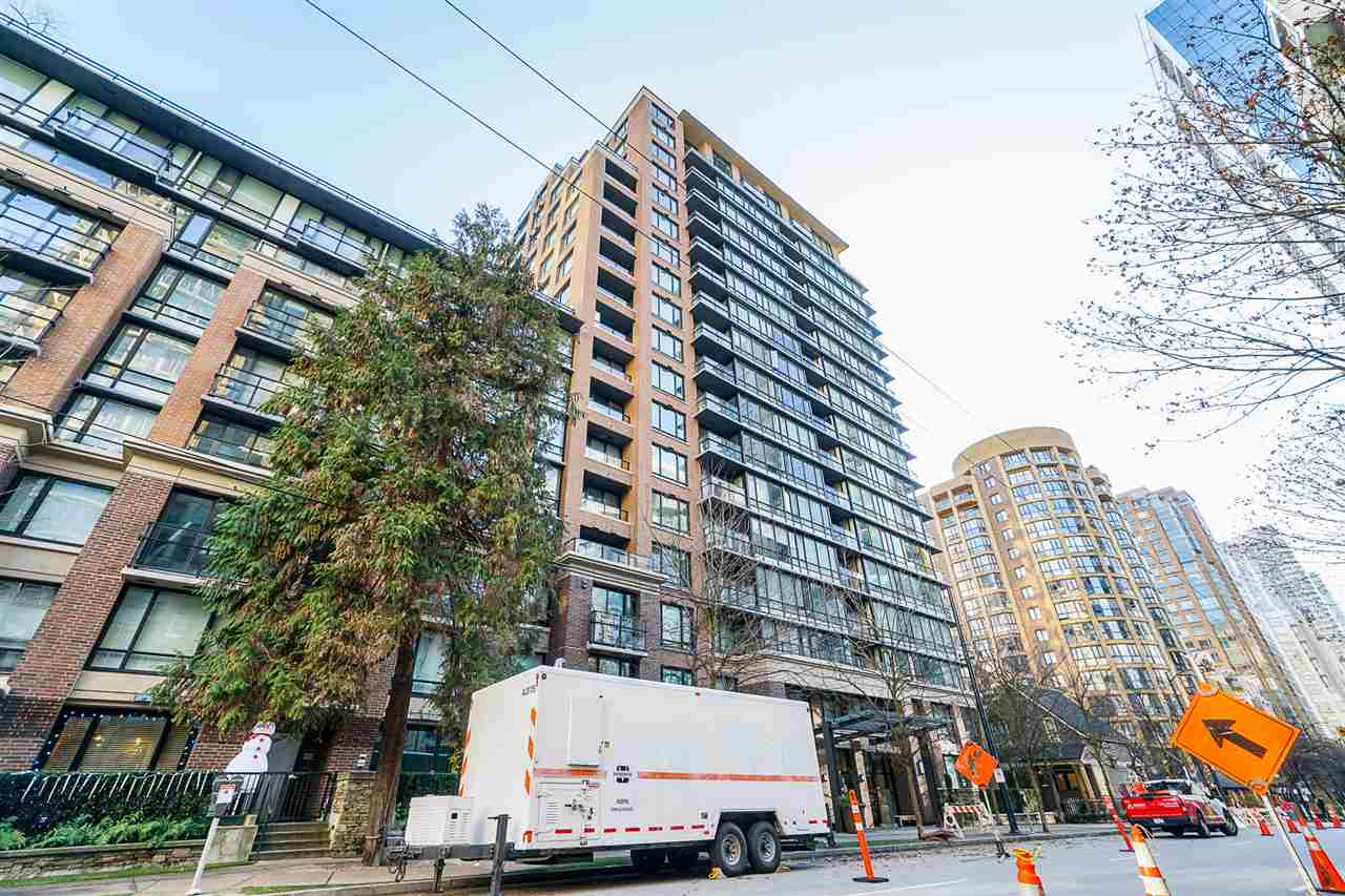 608 1088 RICHARDS STREET - Yaletown Apartment/Condo for sale, 1 Bedroom (R2526057) - #30