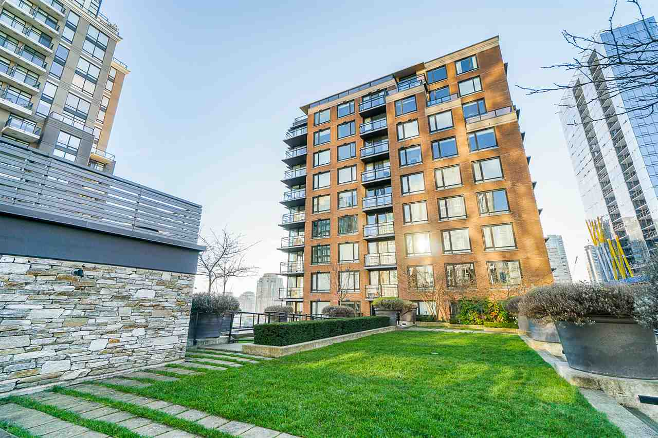 608 1088 RICHARDS STREET - Yaletown Apartment/Condo for sale, 1 Bedroom (R2526057) - #31