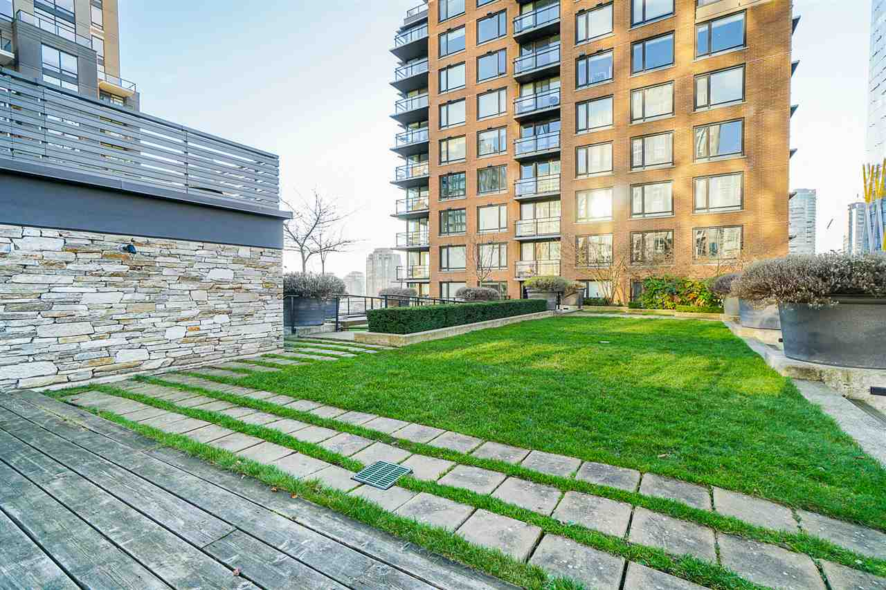 608 1088 RICHARDS STREET - Yaletown Apartment/Condo for sale, 1 Bedroom (R2526057) - #32