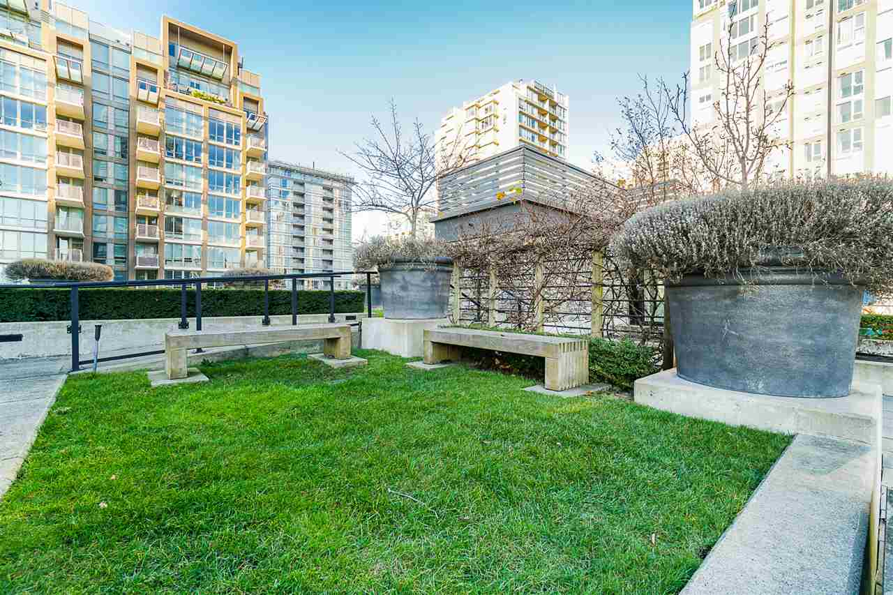 608 1088 RICHARDS STREET - Yaletown Apartment/Condo for sale, 1 Bedroom (R2526057) - #33