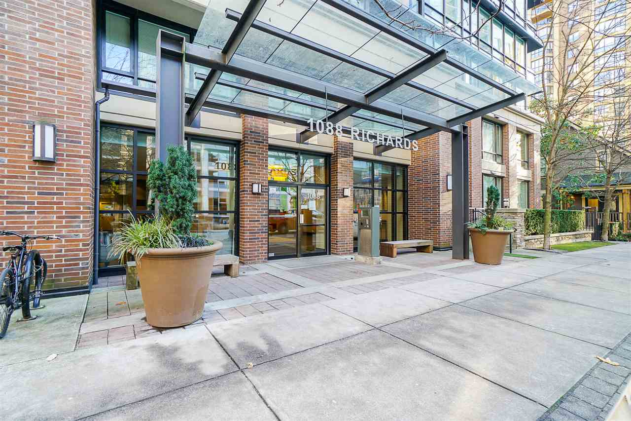 608 1088 RICHARDS STREET - Yaletown Apartment/Condo for sale, 1 Bedroom (R2526057) - #34