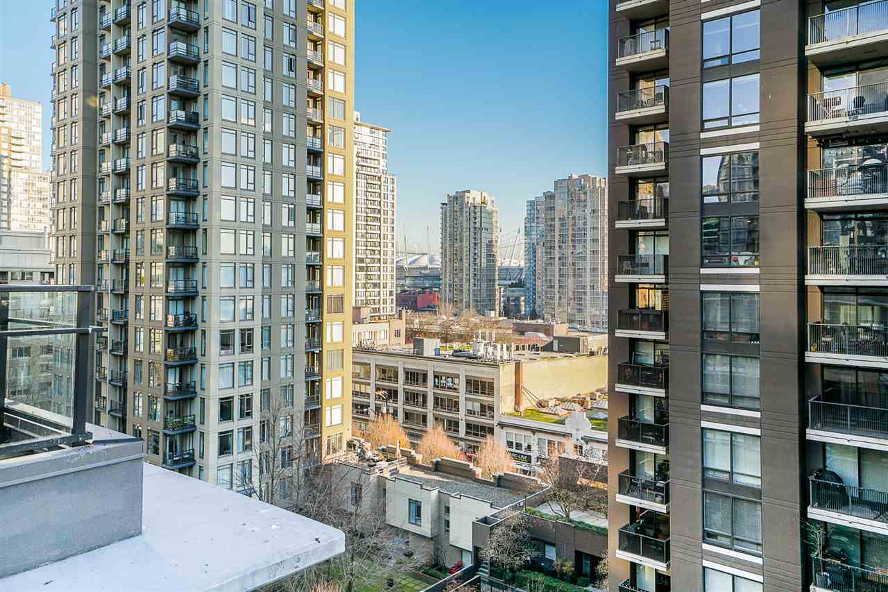 608 1088 RICHARDS STREET - Yaletown Apartment/Condo for sale, 1 Bedroom (R2526057) - #35