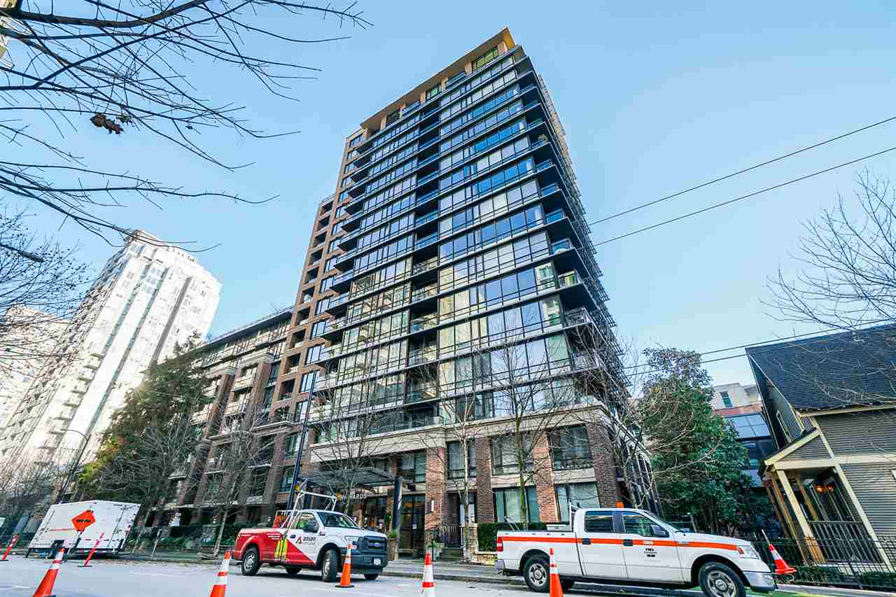608 1088 RICHARDS STREET - Yaletown Apartment/Condo for sale, 1 Bedroom (R2526057) - #36