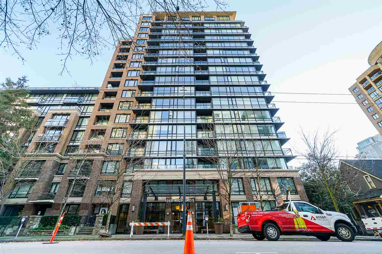 608 1088 RICHARDS STREET - Yaletown Apartment/Condo for sale, 1 Bedroom (R2526057) - #37