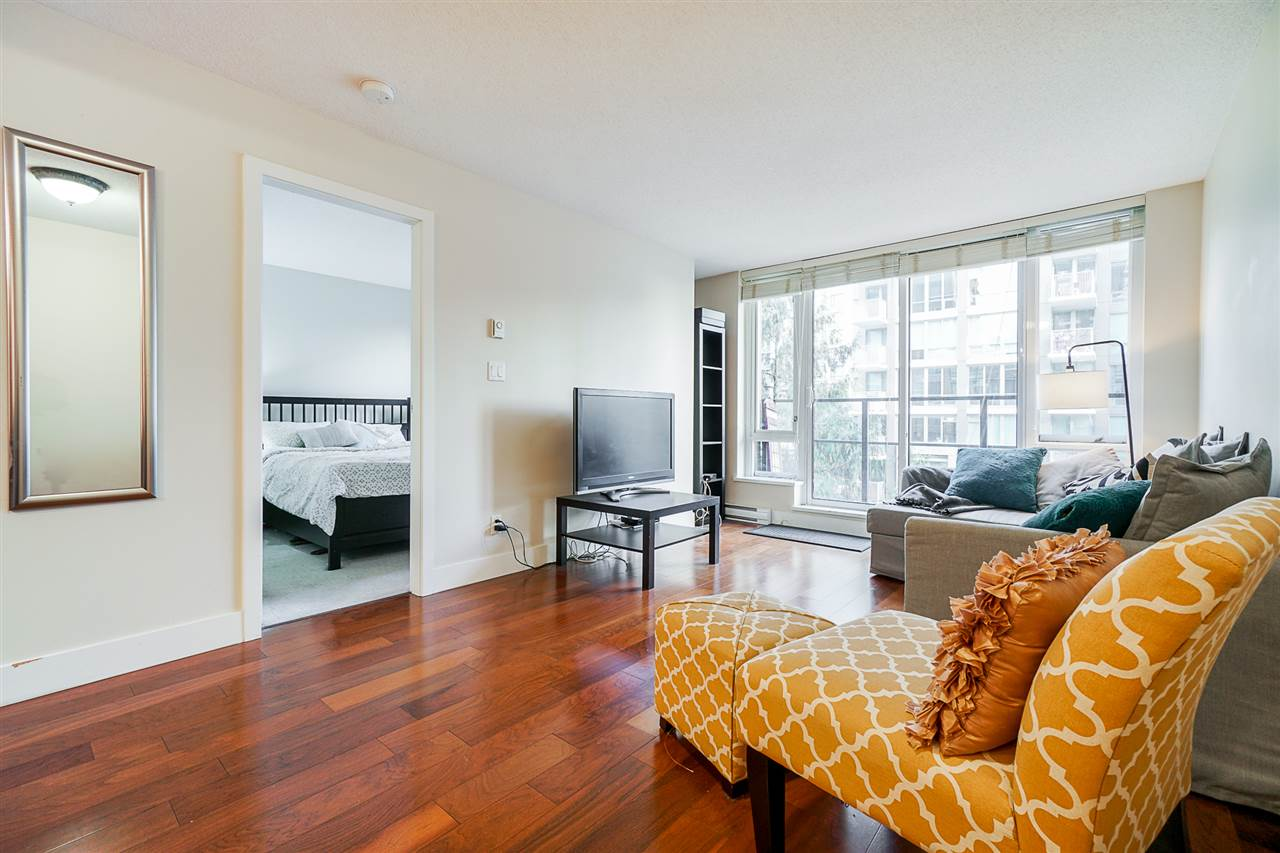608 1088 RICHARDS STREET - Yaletown Apartment/Condo for sale, 1 Bedroom (R2526057) - #5