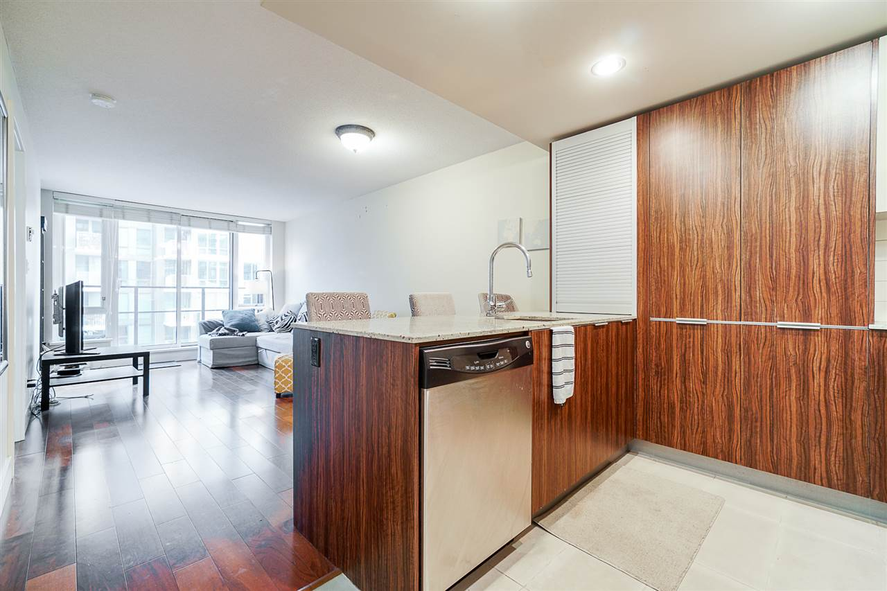608 1088 RICHARDS STREET - Yaletown Apartment/Condo for sale, 1 Bedroom (R2526057) - #6