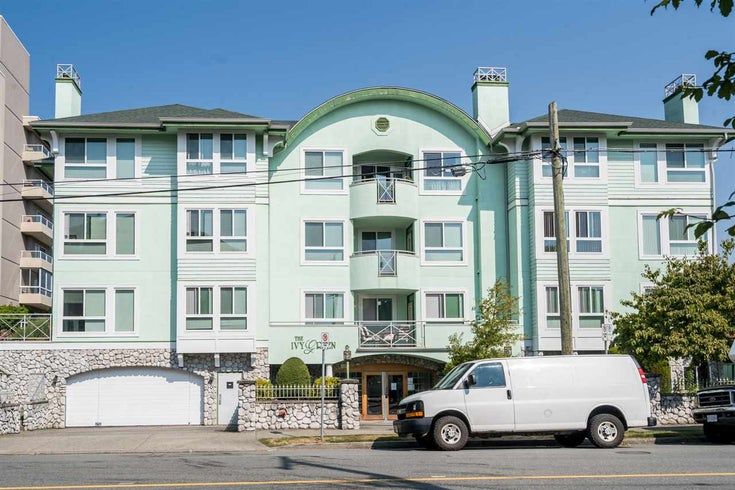 206 45775 SPADINA AVENUE - Chilliwack W Young-Well Apartment/Condo for sale, 2 Bedrooms (R2526090)