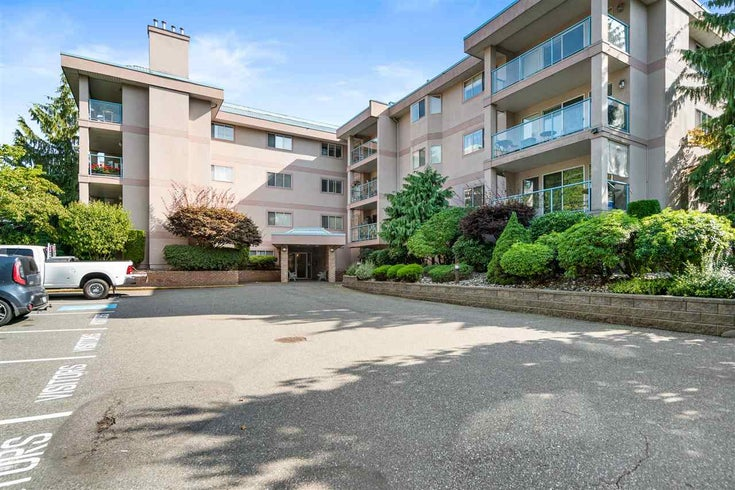 108 33110 GEORGE FERGUSON WAY - Central Abbotsford Apartment/Condo for sale, 2 Bedrooms (R2526110)