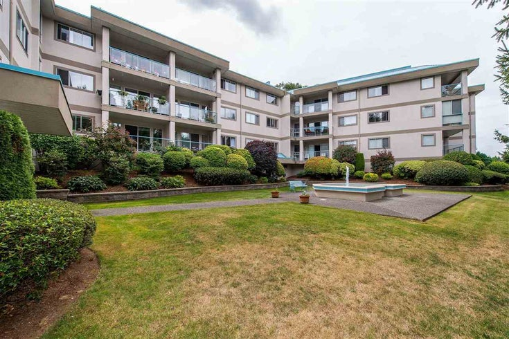 315 33090 GEORGE FERGUSON WAY - Central Abbotsford Apartment/Condo for sale, 2 Bedrooms (R2526126)