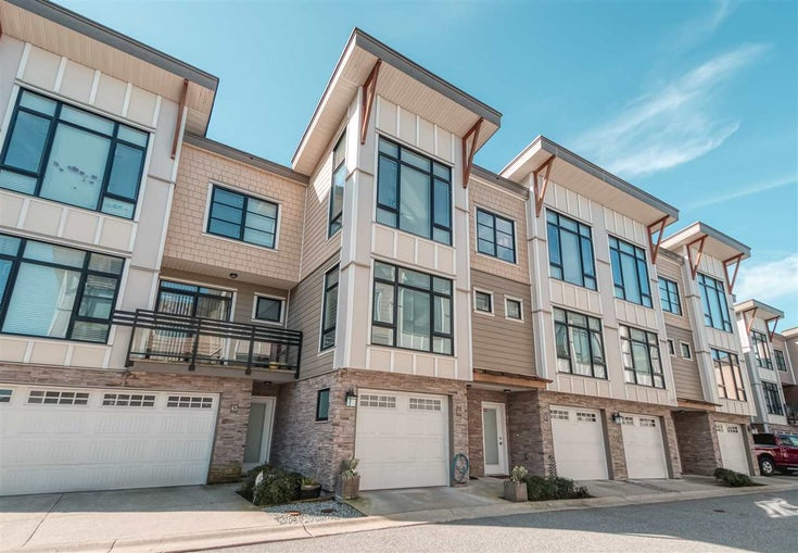 44 9989 E BARNSTON DRIVE - Fraser Heights Townhouse for sale, 3 Bedrooms (R2526128)