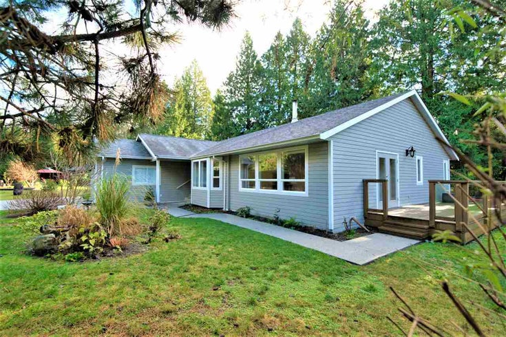 3333 RICHARDS ROAD - Roberts Creek House/Single Family for sale, 4 Bedrooms (R2526196)