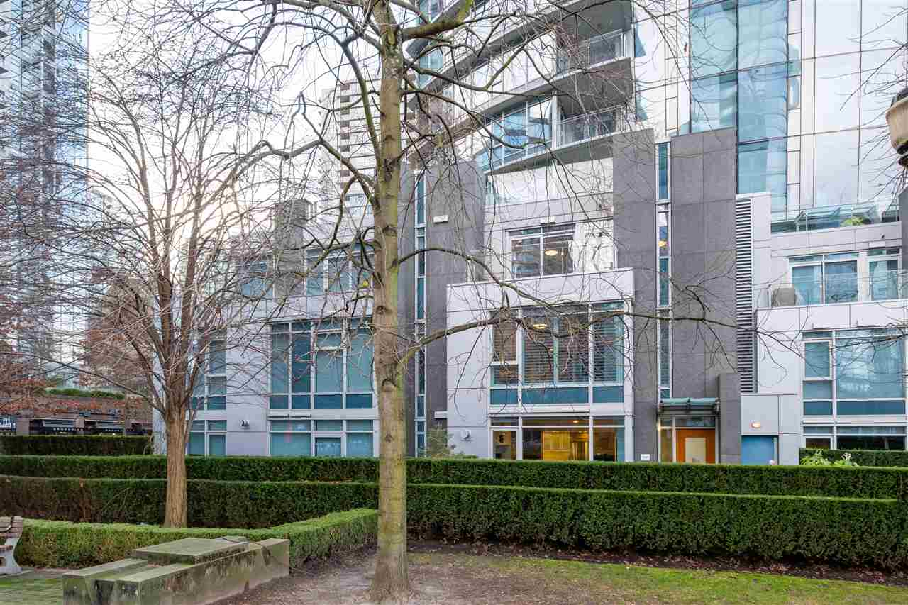 TH9 1233 W CORDOVA STREET - Coal Harbour Townhouse for sale, 3 Bedrooms (R2526216) - #1