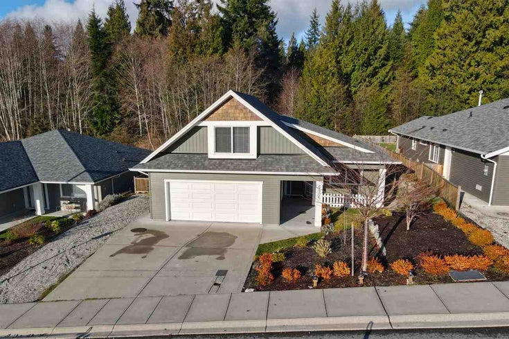 6406 APPLE ORCHARD ROAD - Sechelt District House/Single Family for sale, 3 Bedrooms (R2526272)