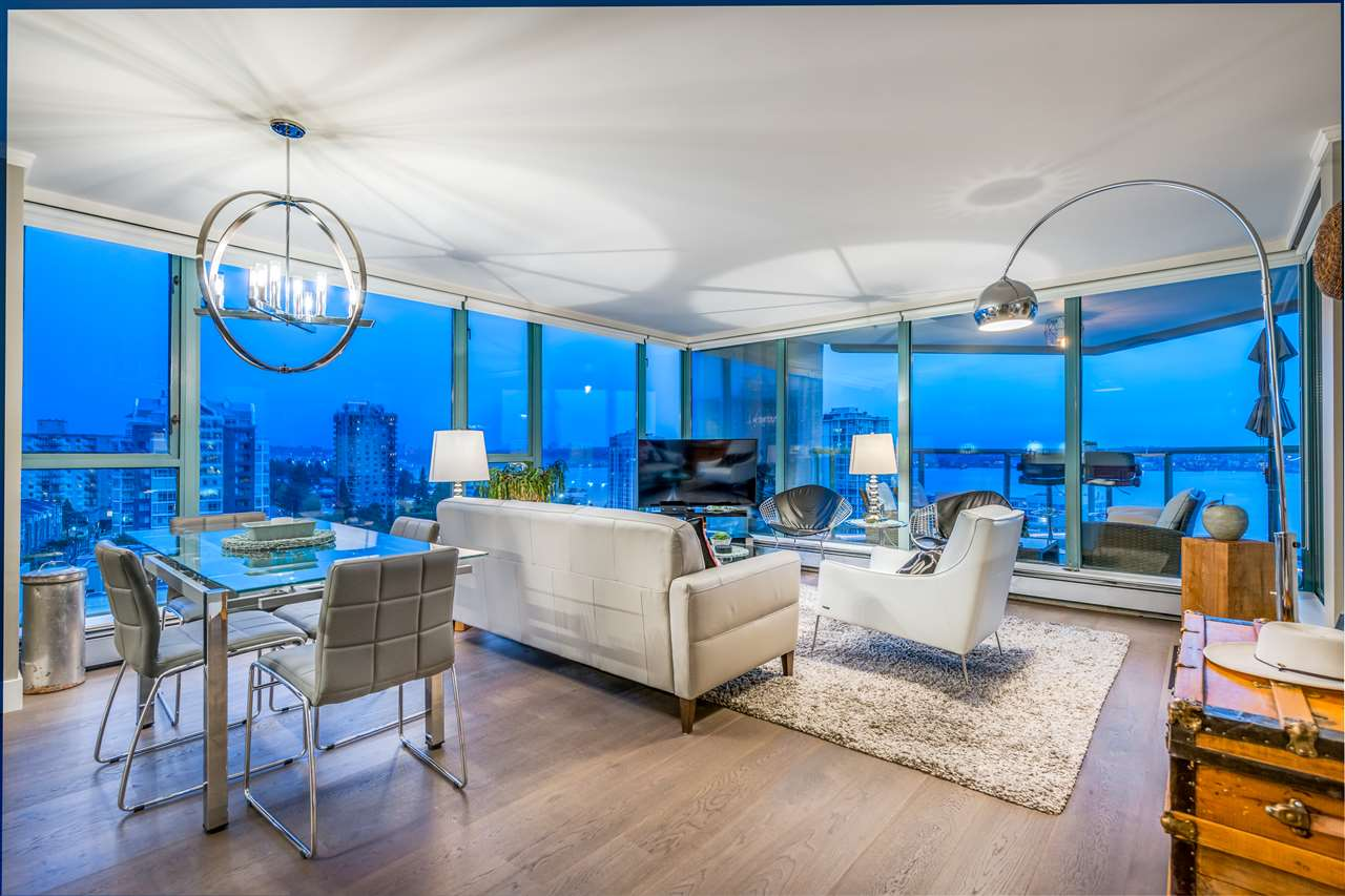 1401 120 W 2ND STREET - Lower Lonsdale Apartment/Condo for sale, 2 Bedrooms (R2526275) - #3