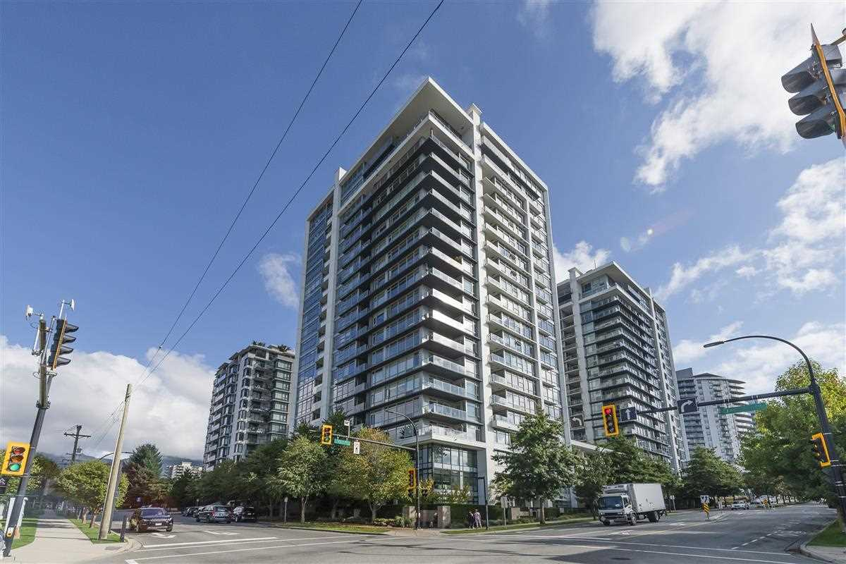 1407 1320 CHESTERFIELD AVENUE - Central Lonsdale Apartment/Condo for sale, 2 Bedrooms (R2526287) - #1