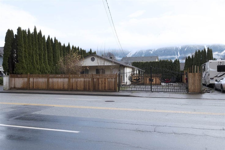 1618 AGASSIZ-ROSEDALE NO 9 HIGHWAY - Agassiz House/Single Family for sale, 2 Bedrooms (R2526322)