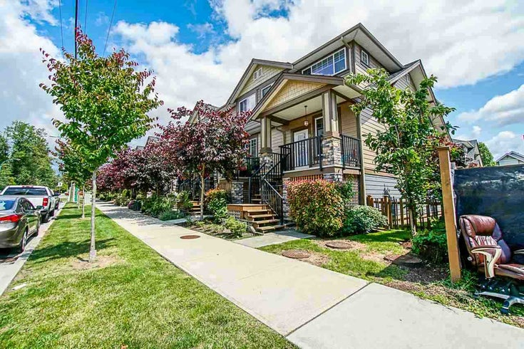 17 18818 71 AVENUE - Clayton Townhouse for sale, 3 Bedrooms (R2526344)