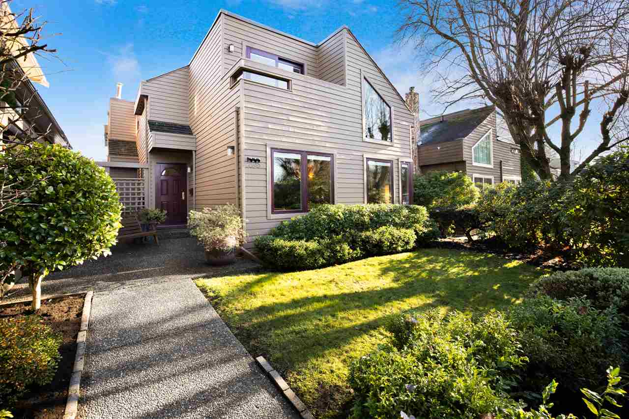6650 VINE STREET - Kerrisdale House/Single Family for sale, 3 Bedrooms (R2526370)