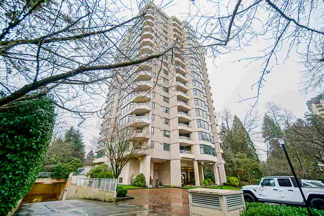 705 7321 HALIFAX STREET - Simon Fraser Univer. Apartment/Condo for sale, 2 Bedrooms (R2526406) - #1