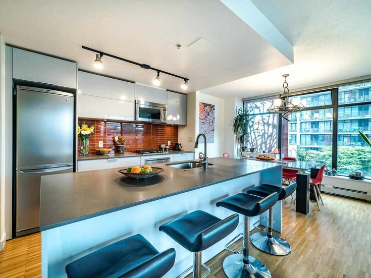 1706 128 W CORDOVA STREET - Downtown VW Apartment/Condo for sale, 2 Bedrooms (R2526407)