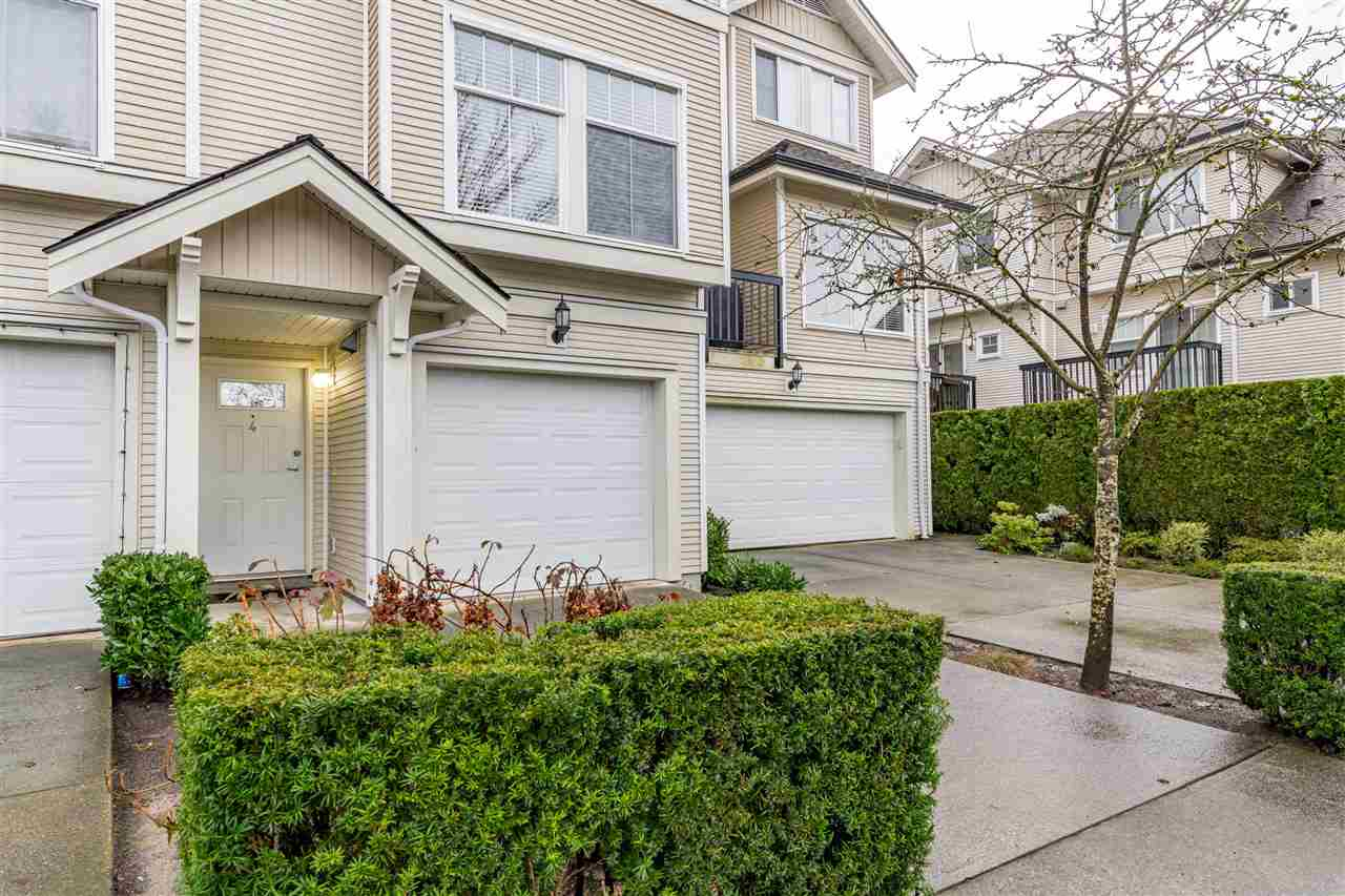 4 21535 88 AVENUE - Walnut Grove Townhouse for sale, 3 Bedrooms (R2526417) - #2
