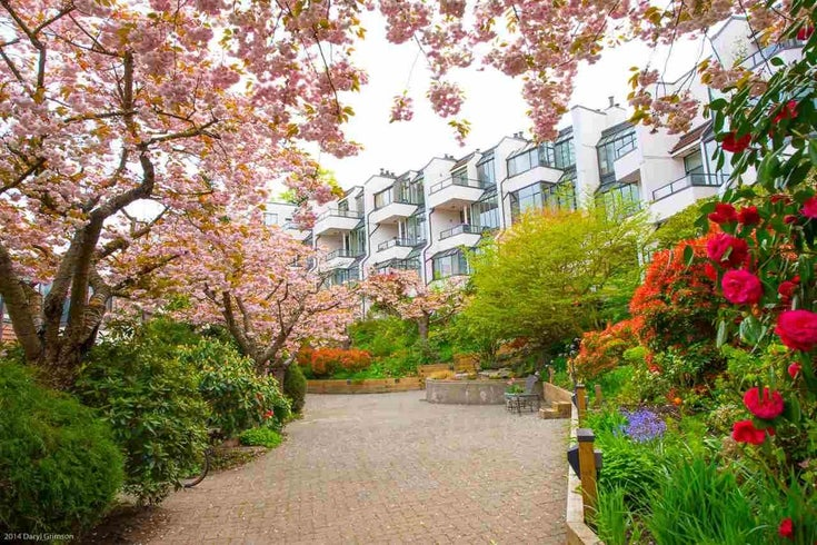 4 1201 LAMEY'S MILL ROAD - False Creek Townhouse for sale, 2 Bedrooms (R2526493)