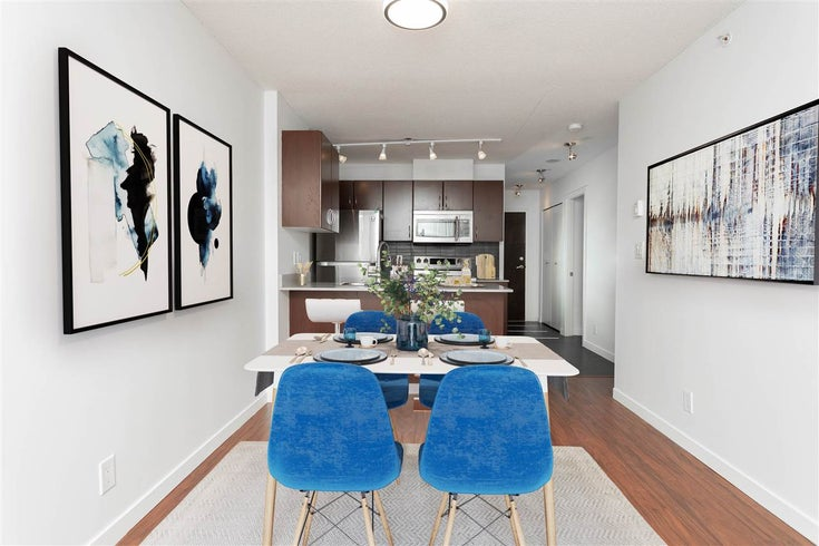 2008 938 SMITHE STREET - Downtown VW Apartment/Condo for sale, 1 Bedroom (R2526507)