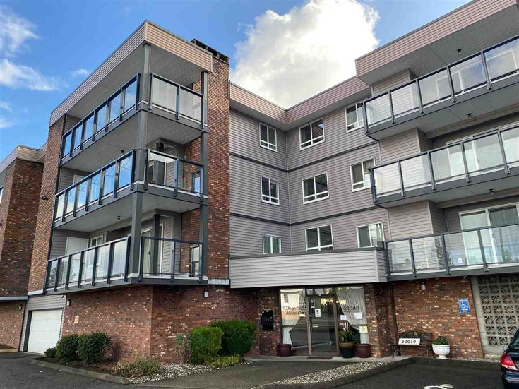 307 32040 PEARDONVILLE ROAD - Abbotsford West Apartment/Condo for sale, 2 Bedrooms (R2526573)