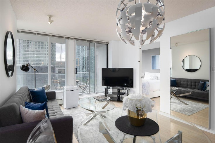 1206 689 ABBOTT STREET - Downtown VW Apartment/Condo for sale, 1 Bedroom (R2526581)