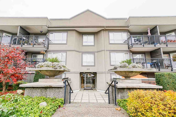 305 555 W 14TH AVENUE - Fairview VW Apartment/Condo for sale, 2 Bedrooms (R2526587)