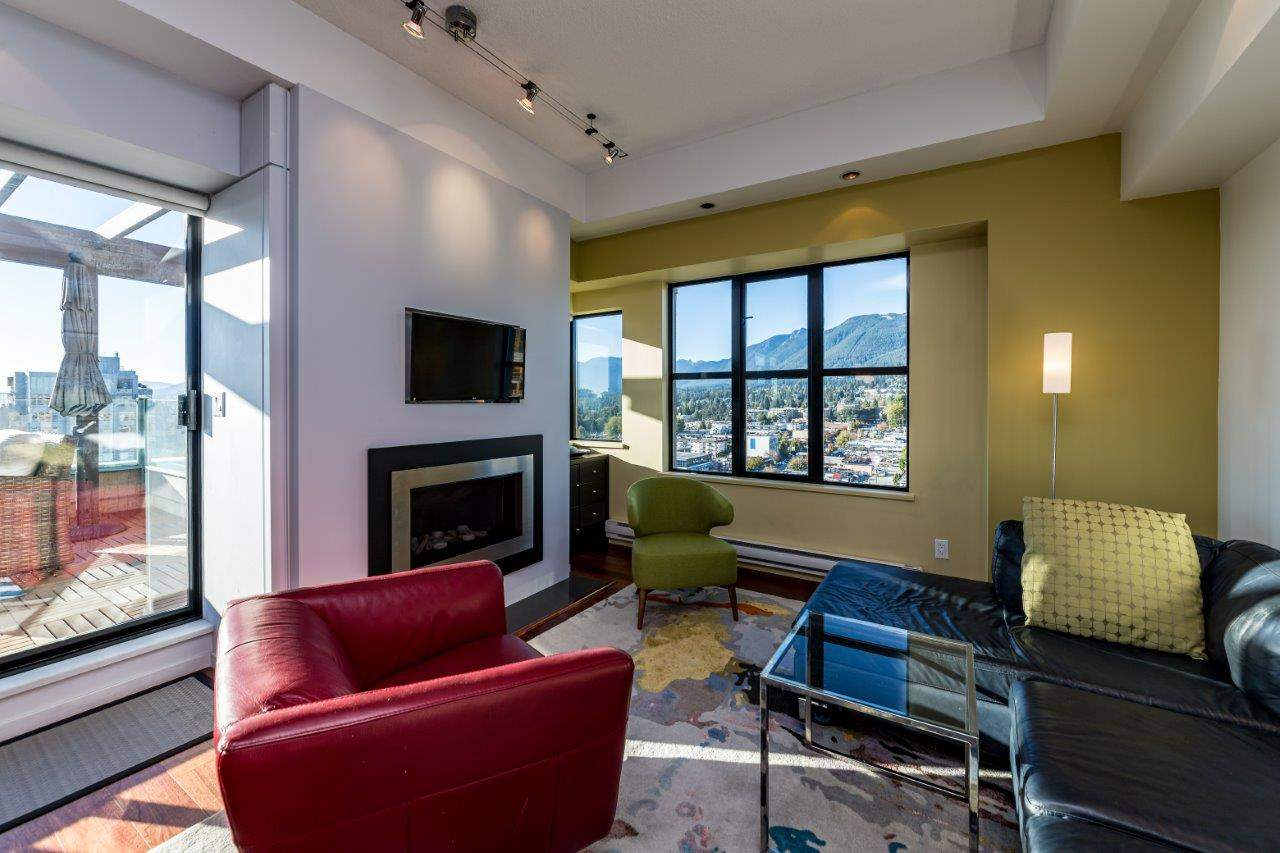1601 1555 EASTERN AVENUE - Central Lonsdale Apartment/Condo for sale, 2 Bedrooms (R2526595) - #10