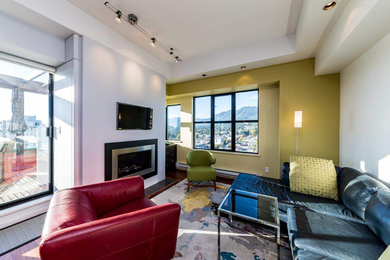 1601 1555 EASTERN AVENUE - Central Lonsdale Apartment/Condo for sale, 2 Bedrooms (R2526595) - #16