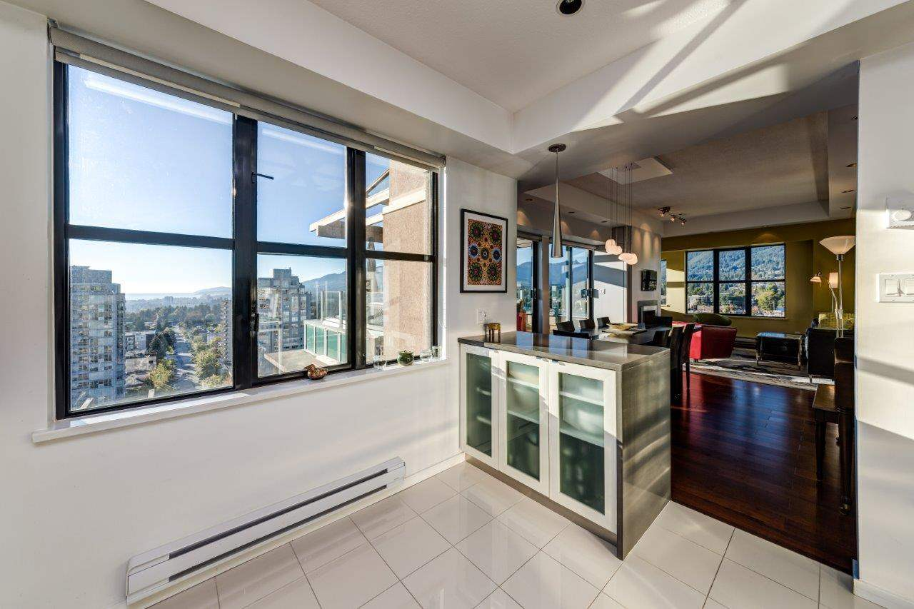 1601 1555 EASTERN AVENUE - Central Lonsdale Apartment/Condo for sale, 2 Bedrooms (R2526595) - #21