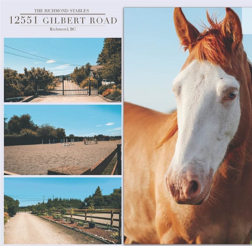 12551 GILBERT ROAD - Gilmore House with Acreage for sale, 4 Bedrooms (R2526599)