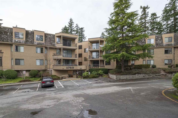 116 1760 SOUTHMERE CRESCENT - Sunnyside Park Surrey Apartment/Condo for sale, 2 Bedrooms (R2526625)