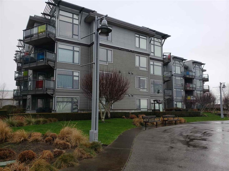 209 14300 RIVERPORT WAY - East Richmond Apartment/Condo for sale, 1 Bedroom (R2526639)