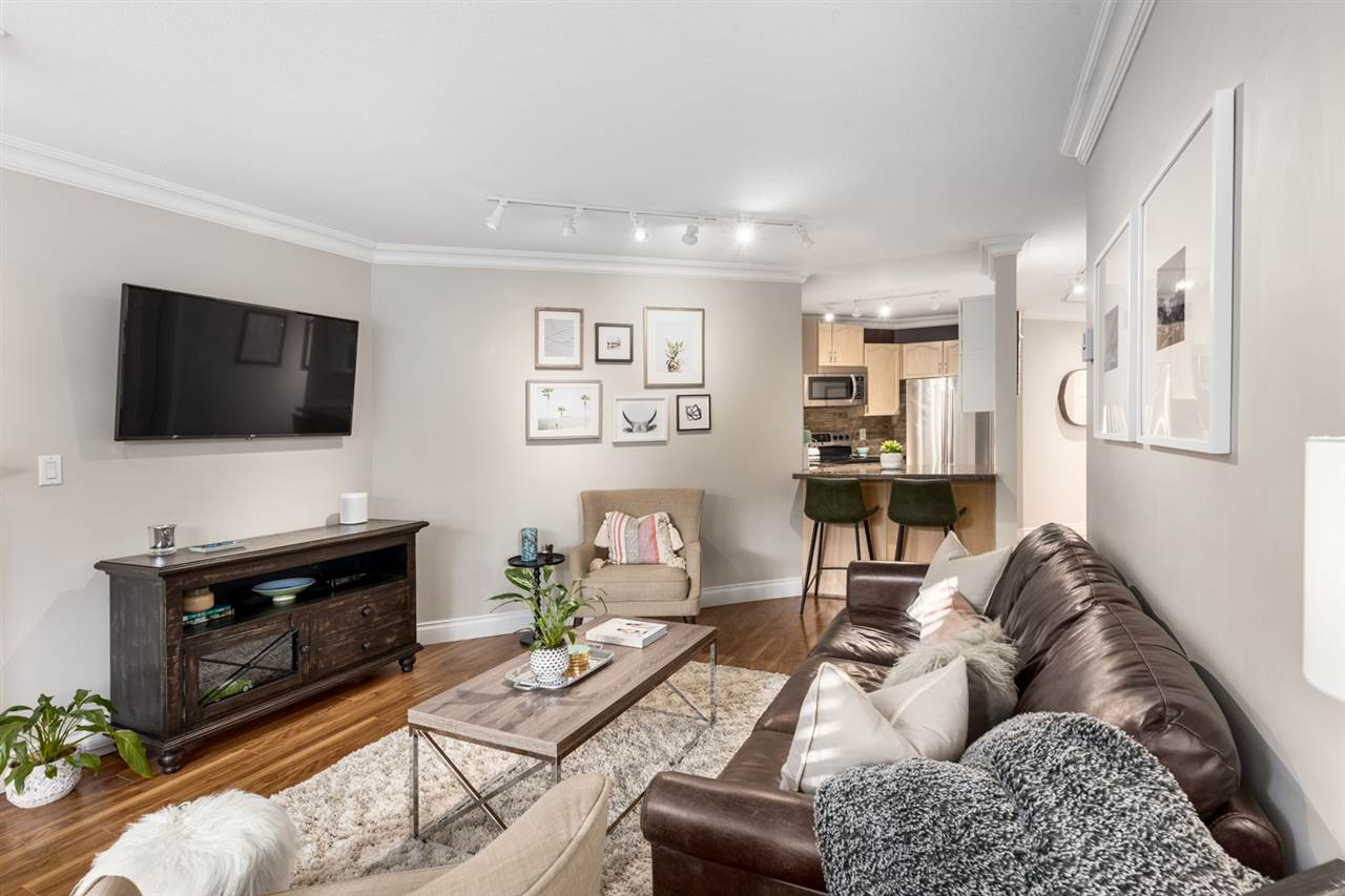 102 123 E 6TH STREET - Lower Lonsdale Apartment/Condo for sale, 1 Bedroom (R2526655) - #2