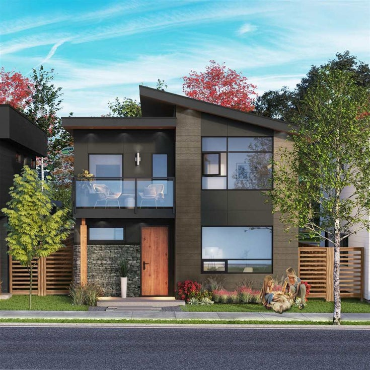 LOT 6 4789 BLUE HERON WAY - Tsawwassen North House/Single Family for sale, 3 Bedrooms (R2526697)