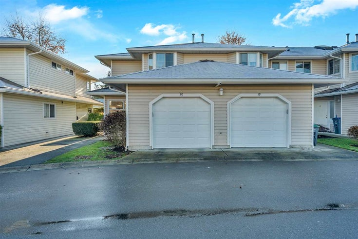 20 10038 155 STREET - Guildford Townhouse for sale, 3 Bedrooms (R2526731)
