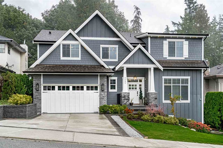 2282 SORRENTO DRIVE - Coquitlam East House/Single Family for sale, 6 Bedrooms (R2526740)