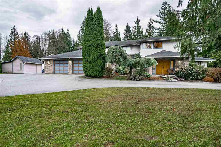 7838 229 STREET - Fort Langley House with Acreage for sale, 5 Bedrooms (R2526811)