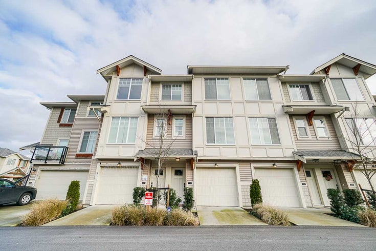 138 20498 82 AVENUE - Willoughby Heights Townhouse for sale, 3 Bedrooms (R2526834)