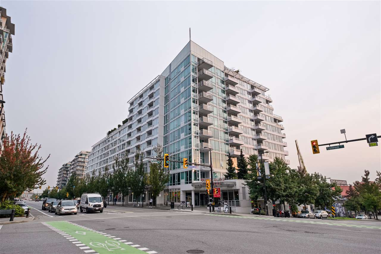 707 133 E ESPLANADE AVENUE - Lower Lonsdale Apartment/Condo for sale, 1 Bedroom (R2526840) - #5