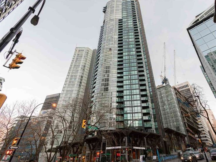704 1189 MELVILLE STREET - Coal Harbour Apartment/Condo for sale, 1 Bedroom (R2526893)