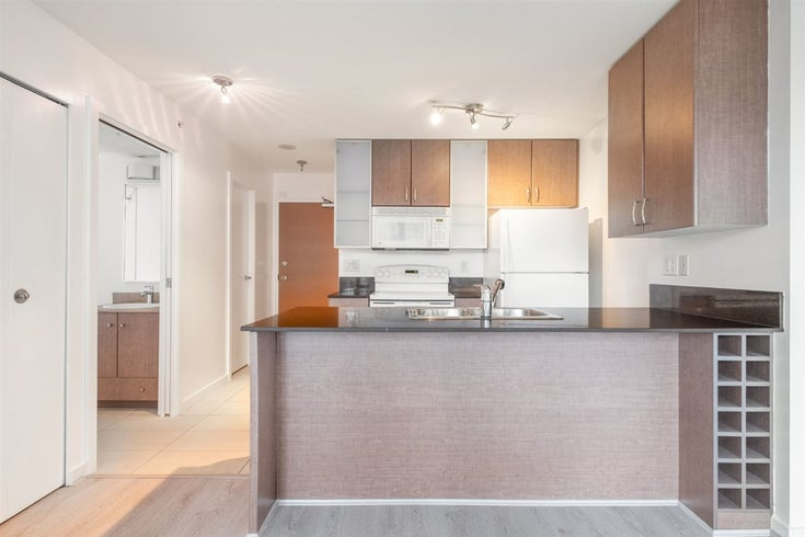 1002 928 HOMER STREET - Yaletown Apartment/Condo for sale, 1 Bedroom (R2526918)