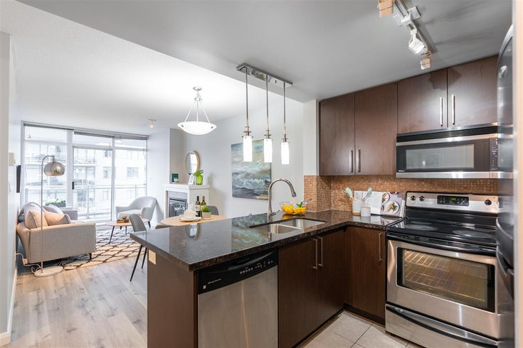 2310 888 CARNARVON STREET - Downtown NW Apartment/Condo for sale, 2 Bedrooms (R2526967)