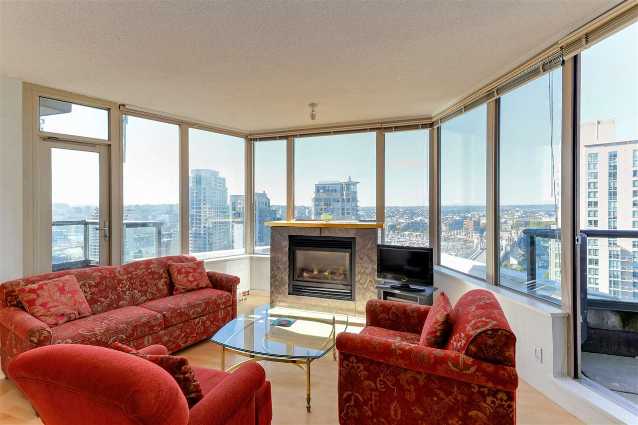 1903 1003 PACIFIC STREET - West End VW Apartment/Condo for sale, 2 Bedrooms (R2526969) - #1